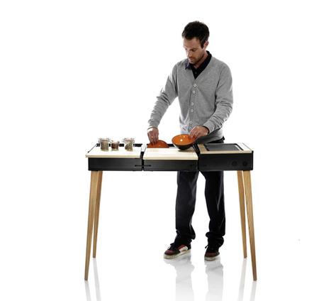 Kitchen for a change | Du mobilier, ou le cahier des tendances détonantes | Scoop.it
