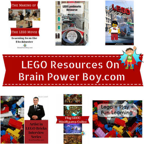 LEGO - Brain Power Boy (& Girl?) | UDL, mobile learning, and assistive technology | Scoop.it
