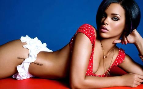 Rihanna Tatto | Amantes a los Tatuajes | Scoop.it