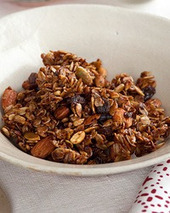 Mom's Nutty Granola | Healthy Meals | Scoop.it