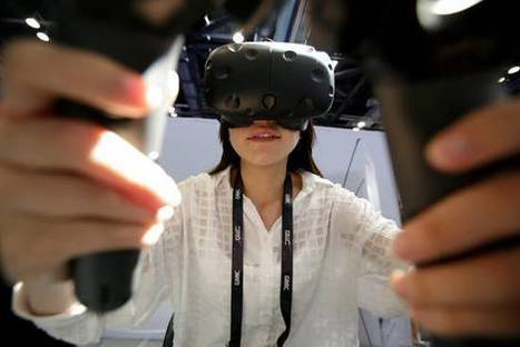 Yup, all tech, whoops & no real content - Why the Virtual-Reality Hype is About to Come Crashing Down | Pervasive Entertainment Times | Scoop.it