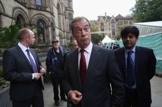 Farage cleans up: Ukip surges to new high following Maria Miller row | Bathgate Academy Politics and Economics | Scoop.it