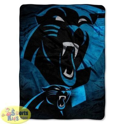 Carolina Panthers Micro Raschel Blanket | NFL Bedding Sets - Sportskids.com | Scoop.it