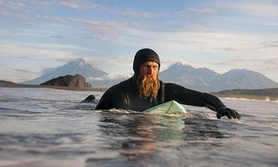 The extreme surfers travelling to icy shores to find the perfect wave - The Guardian   surfing   Scoop.it