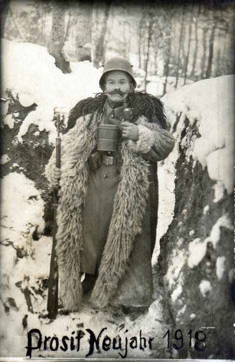 Winter is Coming: 1918   History Around the Net   Scoop.it