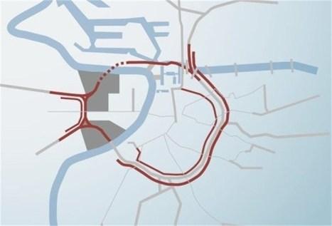 Voor- en nadelen van het BAM-tracé   oosterweel en BAM-tracé   Scoop.it