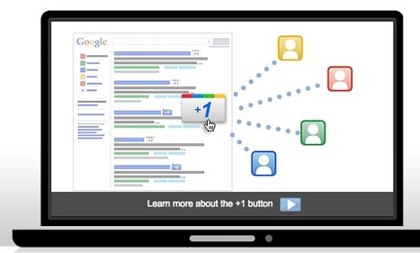 Google Launch +1 directly facing Facebook Like button? | Internet Consumer behaviors | Scoop.it