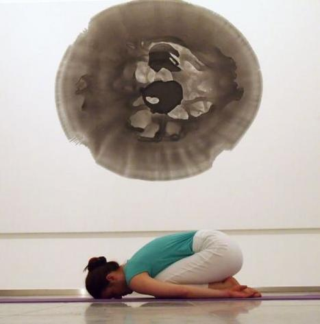 Les œuvres de Gao Xingjian propices à la contemplation ? | ALIA - Atelier littéraire audiovisuel | Scoop.it