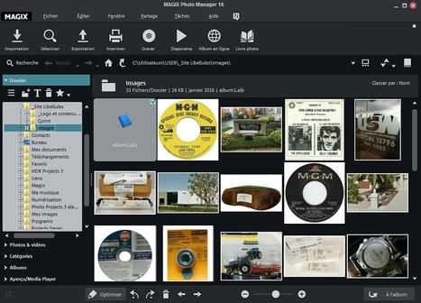MAGIX Photo Manager 16 - un gestionnaire simple de photos | Chroniques libelluliennes | Scoop.it