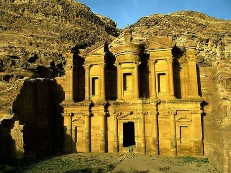 """""""Lost City"""" of Petra Still Has Secrets to Reveal -- National Geographic 