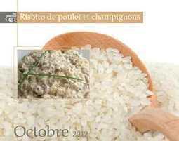 Recette calendrier atelier santé ville - Octobre 2012   Chatellerault, secouez-moi, secouez-moi!   Scoop.it