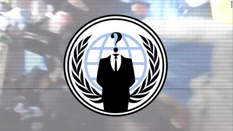 Anonymous attacks Greek Central Bank and vows to take down more banks' sites   Worklife balance   Scoop.it