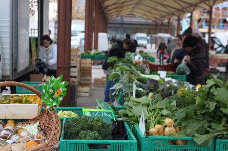Un marché d'hiver et un chef à Salon de Provence | Food sucré, salé | Scoop.it