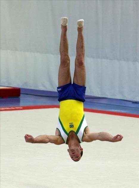 Brasil domina Campeonato Panamericano Gimnasia Artística