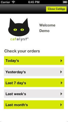 Catapp Assists in Retail Tracking | app development | Scoop.it