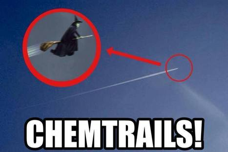 La verdad sobre los 'chemtrails' - Magonia | Un poco de todo | Scoop.it