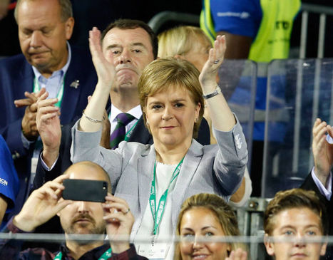 Sturgeon HUMILIATED as SNP members say Brexit will BENEFIT Scots & rubbish party's policy | My Scotland | Scoop.it