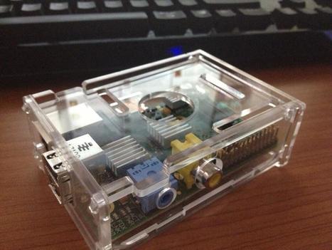 Twitter / TheBritishTime: I bought a case for my Raspberry ...   Raspberry Pi   Scoop.it