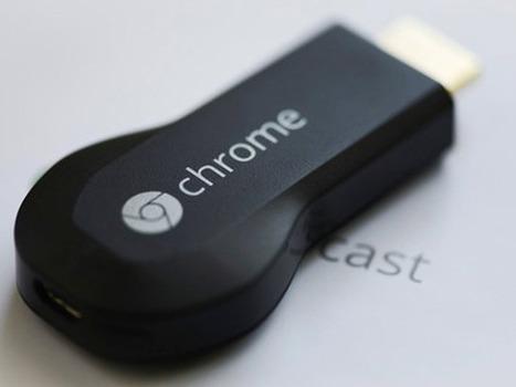 Chromecast : il est disponible en Europe ! | Fredzone | Aw3some Pr0ducts | Scoop.it