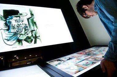 Fundación Telefónica presenta el explorador visual Kaleidoscopio - Revista de Arte - Logopress | ARTE, ARTISTAS E INNOVACIÓN TECNOLÓGICA | Scoop.it