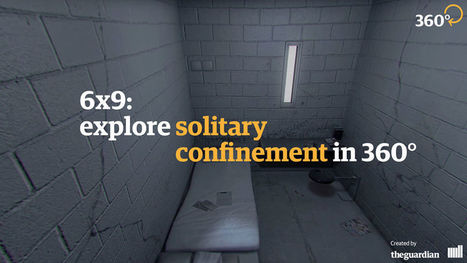 6×9: A virtual experience of solitary confinement | Interactive Cultural Interfaces | Scoop.it