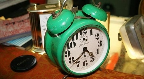 La créativité appartient à ceux qui se lèvent tôt ? Enseignants, êtes-vous du matin ?   Ce que les enseignants efficaces savent et font   Scoop.it