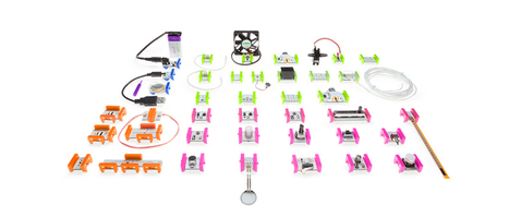 littleBits - opensource library of electronic modules that snap together with tiny magnets for prototyping, learning, and fun. | Public Datasets - Open Data - | Scoop.it