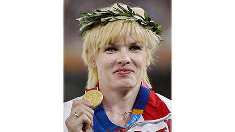 Olympic champion Kuzenkova banned for doping | Drugs in sport | Scoop.it