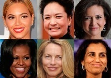 The World's 100 Most Powerful Women - Forbes | Diversity at work | Scoop.it