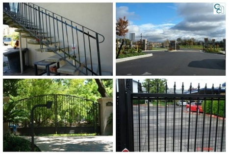 Automated Entry Systems and Gates Gallery   Find unique Design on Wrought Iron Gates in Roseville, Sacramento   Scoop.it