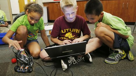 Dayton classroom is 'totally transparent' | My K-12 Ed Tech Edition | Scoop.it