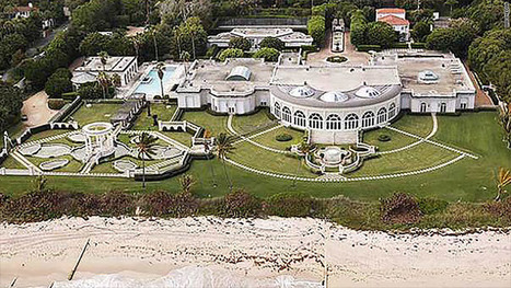 That time a Russian billionaire paid Trump $95 million for a mansion | CLOVER ENTERPRISES ''THE ENTERTAINMENT OF CHOICE'' | Scoop.it