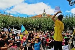 Las asambleas contra la fractura hidráulica de Cantabria, Burgos y País Vasco trabajamos juntas contra el permiso de investigación Angosto-1 de SHESA | Ez hemen ez inon | Scoop.it