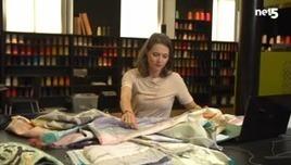 Video: Viva400: on the move - 8. Texielontwerpster - Viva400: On the move - Net5   TextielMuseum   Scoop.it