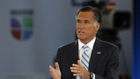 Mitt Romney's Miami Tan Draws Media Fire, Makeup Artist Responds | Jeniffer Carmo | Scoop.it