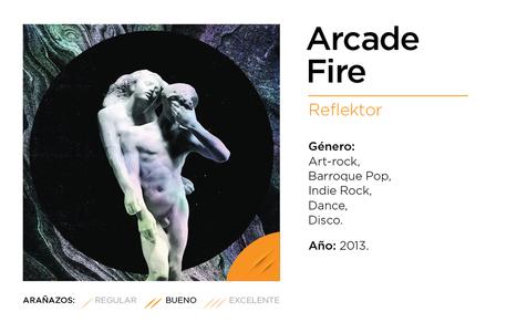 Arcade Fire, Reflektor (2013)   Music Reviews   Scoop.it