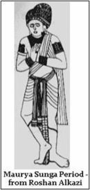 Probable influence of Roman Empire on the Indian Sari | indian saris online | Scoop.it