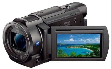 Sony Gives Action Cam, Camcorder Lines a 4K Boost | Low Power Heads Up Display | Scoop.it
