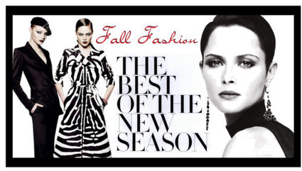Fall 2012 Fashion Trends: The Best of The New Season | THE LOS ANGELES FASHION | Best of the Los Angeles Fashion | Scoop.it
