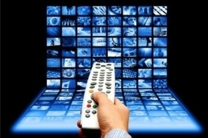 Infographie : Catch-up TV et VOD trustent les usages de TV connectée - Journal du Net | ToutsurlaSocialtv | Scoop.it