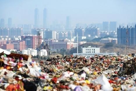 Wagabox : produire du biogaz à partir des déchets stockés en décharge   EFFICYCLE   Scoop.it