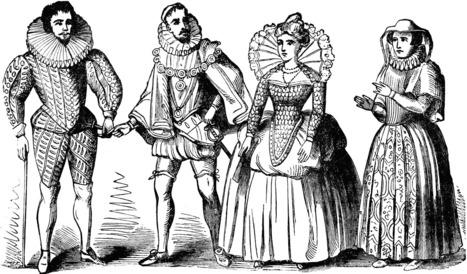 Elizabethan Costumes   Gabby L's A Midsummer Night's Dream   Scoop.it