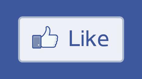 Facebook va remplacer son bouton j'aime ou like | Référencement et Webmarketing | Scoop.it