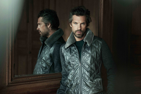 Zilli Campaign Features Fall Leathers and Famous Artists | Mr Online | Scoop.it