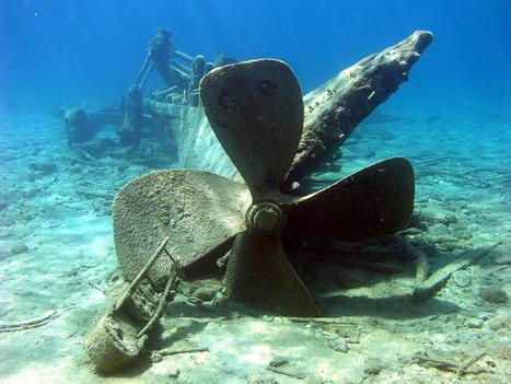 Sonar Surveys To Study Lake Huron Shipwrecks - Lake Scientist | ScubaObsessed | Scoop.it