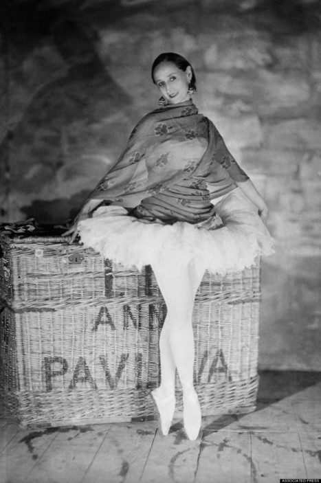 A Brief Visual History Of Ballet In The 20th Century | The Art of Dance | Scoop.it