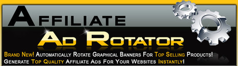 Affiliate Ad Rotator  Review  – Great  Affiliate Tools to Rotate Graphical Banner For Top Selling Product And Display the Best Selling ClickBank Products in Your Site with Simple   emediabuz   Scoop.it
