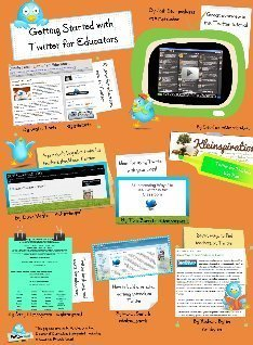 Twitter Resources for Educators: twitter_educators_ge | Glogster EDU - 21st century multimedia tool for educators, teachers and students | Why Twitter for Teachers? | Scoop.it