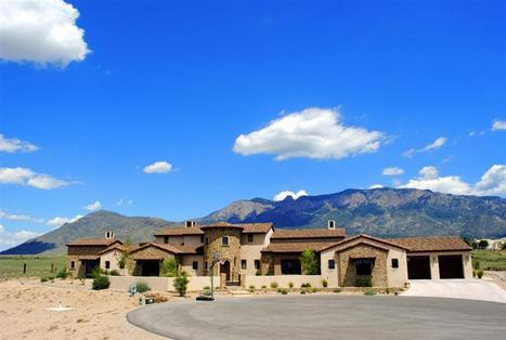 North Albuquerque Acres Luxury Homes | Designs | Scoop.it