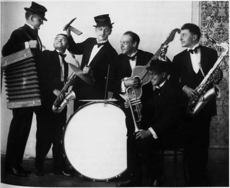 Primary Doc #2 | Music Of The 30's | Scoop.it